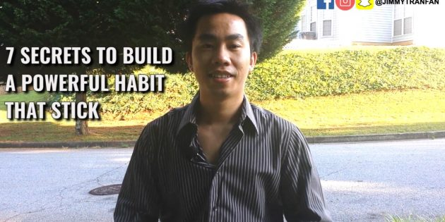 7 secrets to build a powerful habit