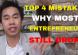 Top 4 mistakes why most entrepreneurs still broke_tn